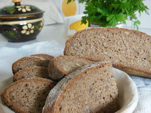 bread slices brown