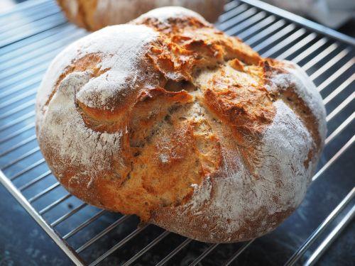 bread bake bread self-made