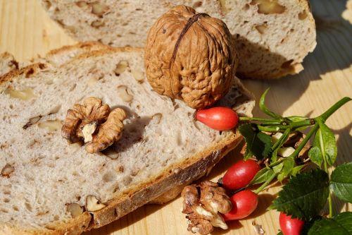 bread nut bread walnut bread