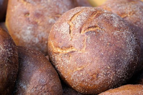 bread flour bake