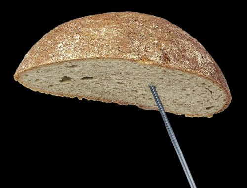 bread loaf of bread gate