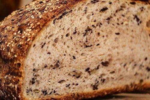 bread  multigrain bread  bread crust