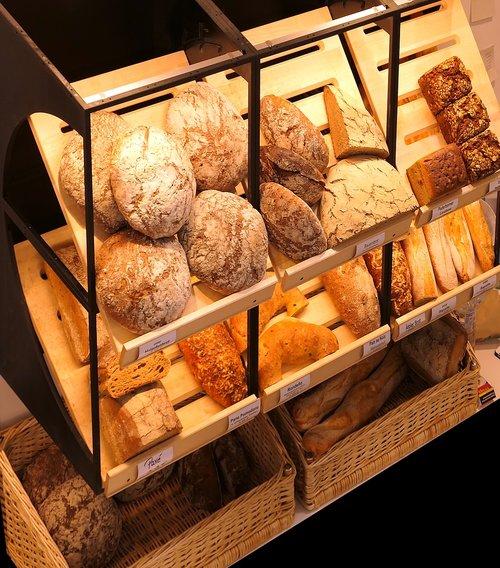 bread  baker  food