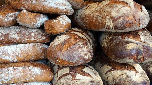 bread  fresh  loaf