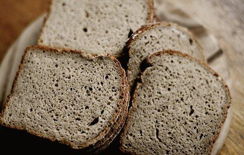 bread  rye bread  bakery