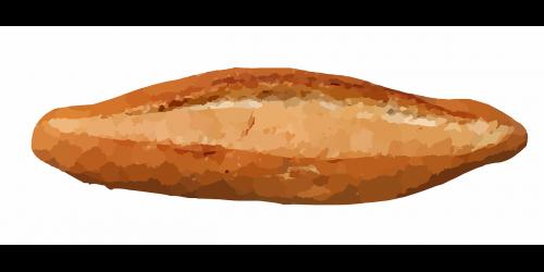 bread baguette loaf