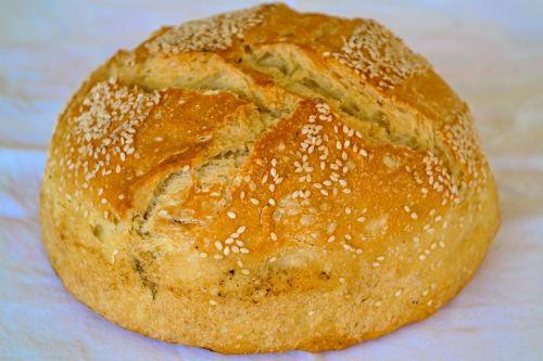 bread white bread loaf