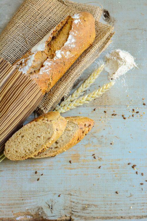 bread artisan food