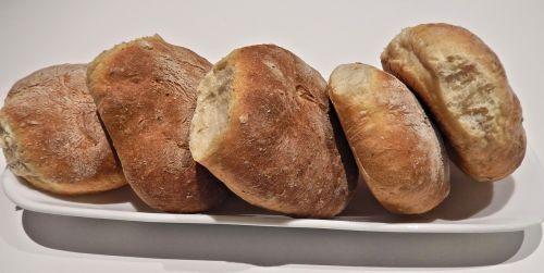 bread corn oats
