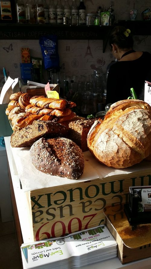 bread rustic bakery