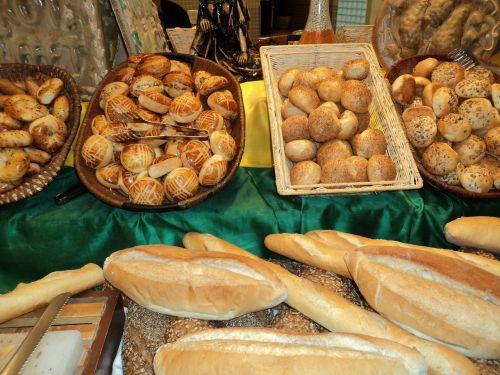 bread eat food