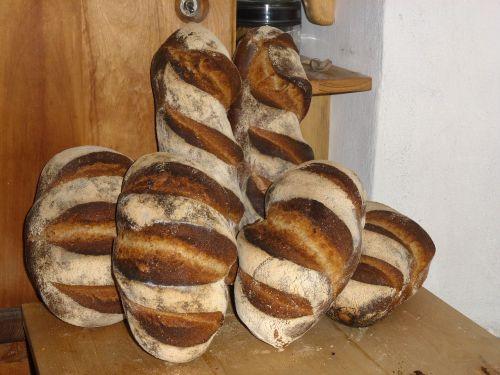 bread bread oven bread farmer