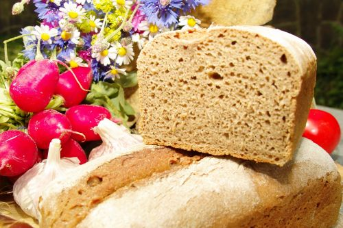 bread sliced baked goods healthy