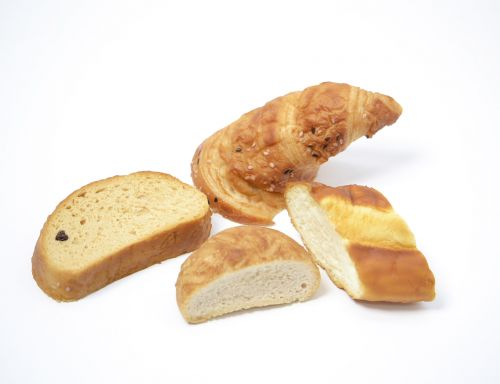 Bread,bun,croissant,raisin Bread