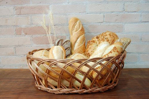breads basket the bakery