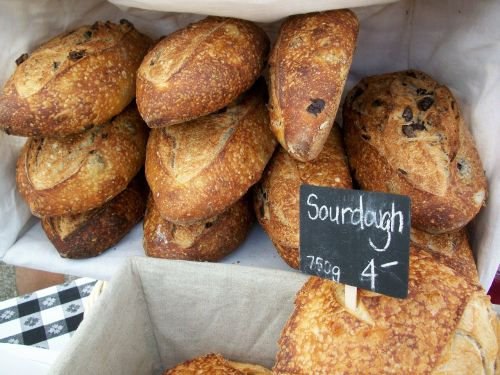 breads loaves artisan