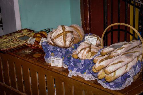 breads basket breakfast