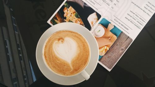 break caffeine cappuccino