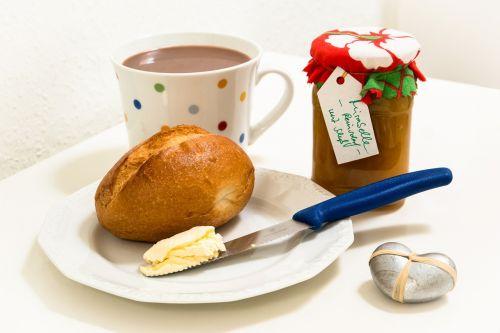 breakfast roll jam