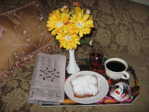 breakfast breakfast tray coffee