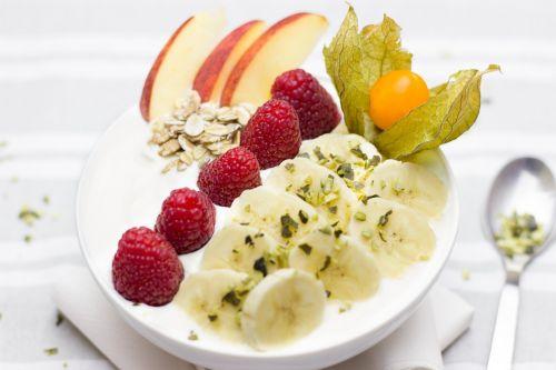 breakfast healthy banana