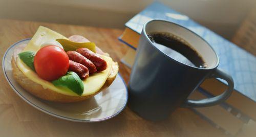 breakfast snack sandwich