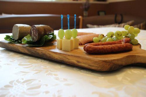 breakfast sausage breakfast board