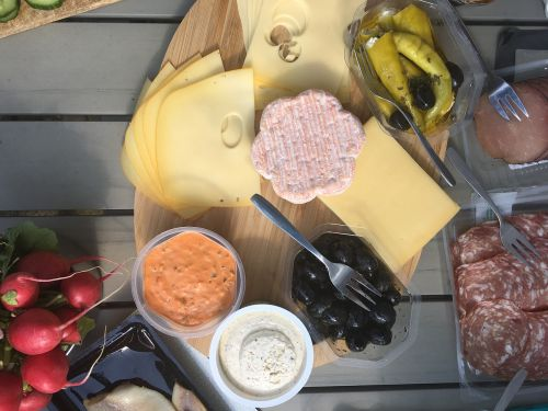 breakfast brunch cheese