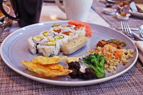 breakfast  hotel  surabaya