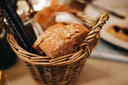 breakfast basket bread