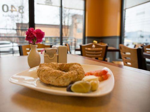 breakfast bagel bakery