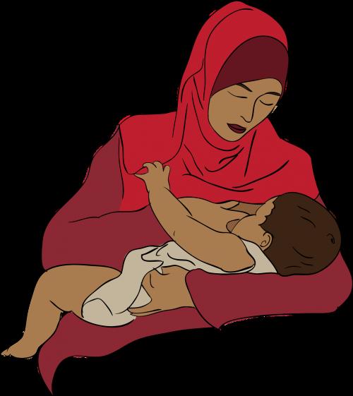 breast-feeding motherhood mother