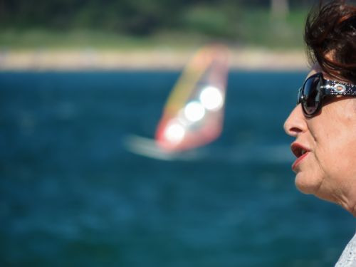 Breath And Windsurfing