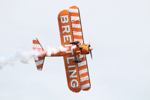 breitling wingwalkers aircraft planes