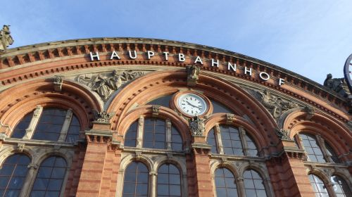 bremen hanseatic city central station
