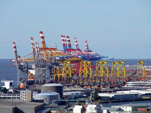 bremerhaven port container terminal
