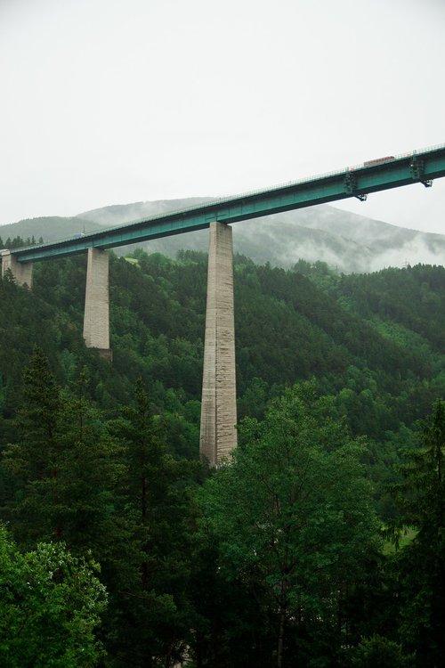 brenner pass  europe bridge  bridge