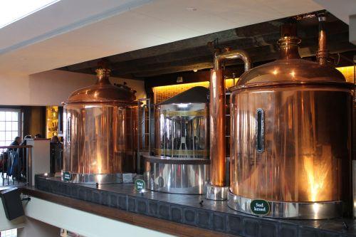 brewery beer boiler
