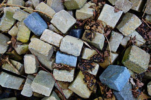 brick stone block