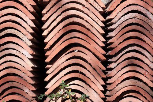 brick tile pattern