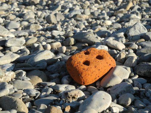 plyta,išnyko,erozija,akmuo,gamta,pemza akmuo,rausvai,akmenukas