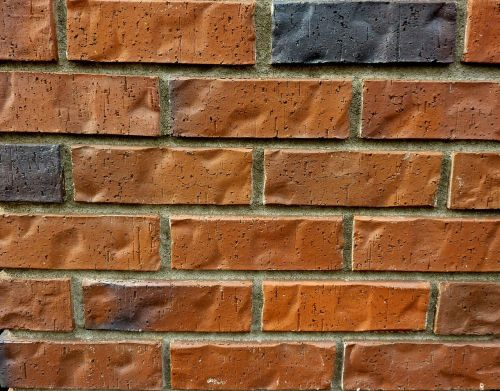 brick wall mortar