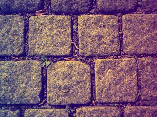 brick square crack