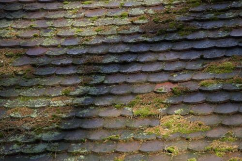 brick roof structure