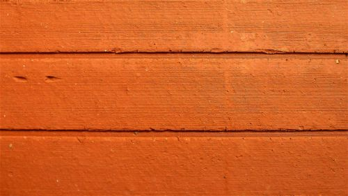 brick red structure