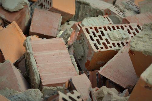 brick stone build
