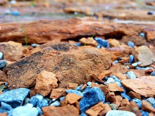 brick wall stone