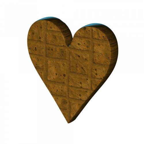 Brick Of Heart