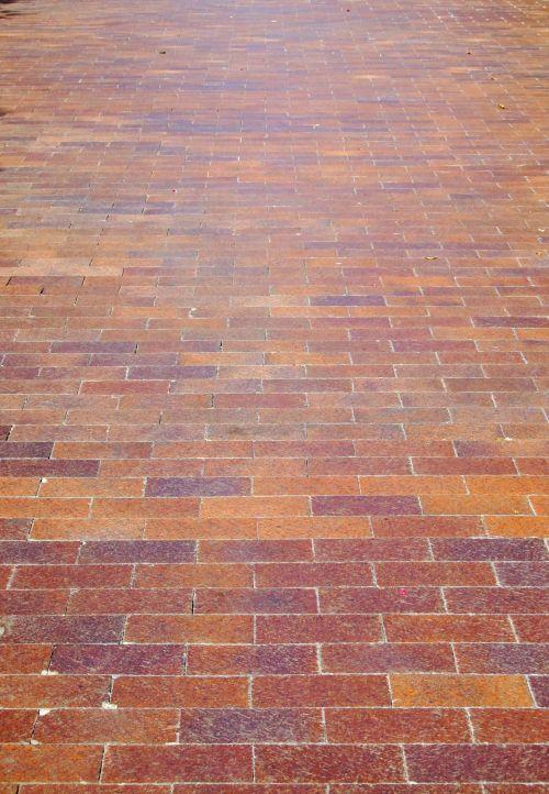 Brick Walkway Pattern