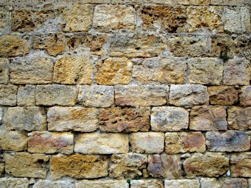 brick wall stone wall background